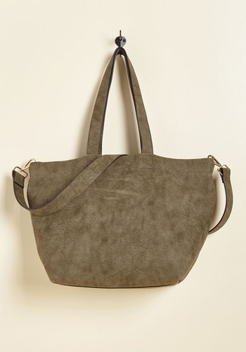 Transport of Call Bag in Moss - Green, Work, Casual, Scholastic/Collegiate, Fall, Better