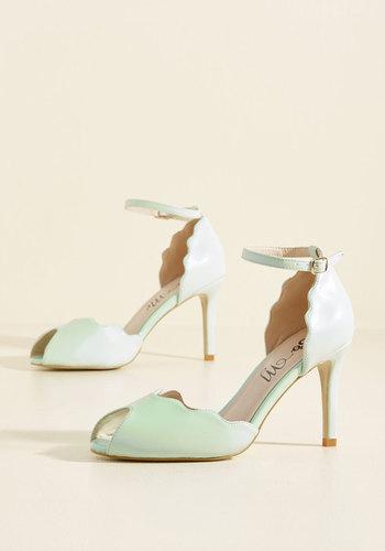 1950s Style Shoes Mastered Monologue Heel $39.99 AT vintagedancer.com