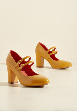 Whistle a Strappy Tune Heel