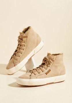 Here's the Kicker Sneaker