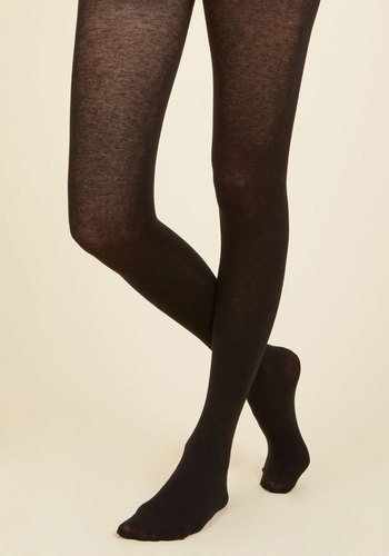 Layers of Fun Tights - Black, Solid, Work, Casual, Better, Fall, Winter