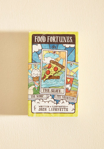 Food fortunes tarot card set mod retro vintage toys for Decorative tarot cards