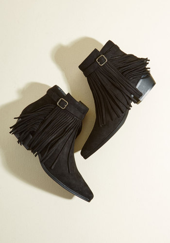 License to Frill Booties