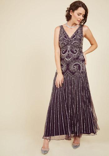 1920s Formal Dresses Guide Live By Your Ritz Dress $249.99 AT vintagedancer.com
