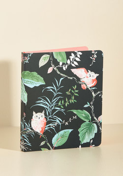 Owl Be Ready Notebook