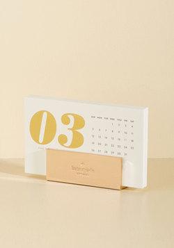 Great Days a Week Desktop Calendar