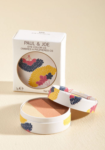 What You're Shade Of Eyeshadow in Rose by Paul & Joe - Pink, Multi, Party, Work, Casual, Fall, Better, Store 1, Valentine's