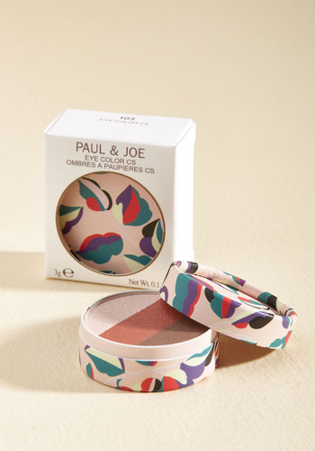 What You're Shade Of Eyeshadow in Petal by Paul & Joe - Multi, Blush, Party, Work, Casual, Fall, Better, Store 1, Valentine's