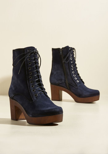 Caught Up in Confidence Suede Boots