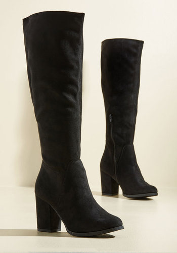 Vintage Style Boots Habitually Haute Boot $64.99 AT vintagedancer.com