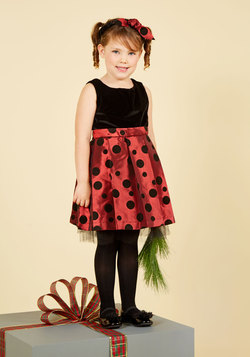 Isabella's Festival of Delights Dress - 2T-8Y