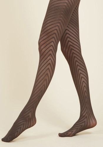 Fashionably Emulate Tights in Taupe