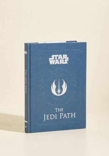 The Jedi Path by Chronicle Books - Multi, Dorm Decor, Good, Top Rated, Sci-fi, Guys, Pop Culture Gifts, Cosmic Gifts, Unisex Gifts, Under 25 Gifts, Unique Gifts