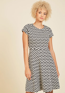 Entwined in Design A-Line Dress