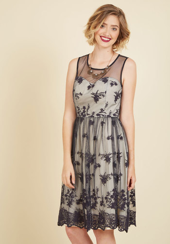 Cherished Charm Lace Dress