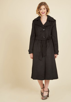 Showcase Your Lengths Coat