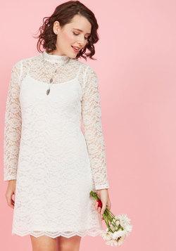 Synchronized Sweetness Lace Dress