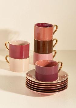 Kitchen & Dining Accessories - Thanks So Matcha Tea Set in Rose Garden