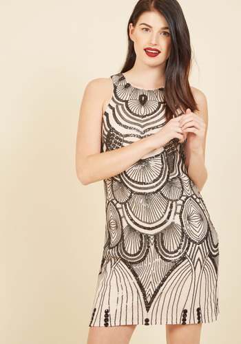 Fearlessly Fancy Sequin Dress