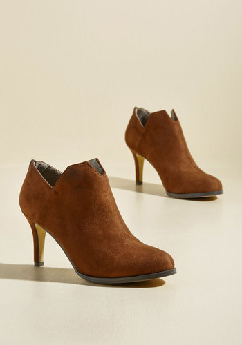 Wow Down to Me Booties