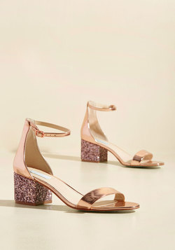 From the Luxe of It Heel