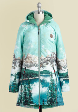 Over and Alps Coat