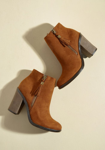 Root and Ranch Booties