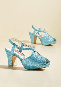 Shimmer on High Heel