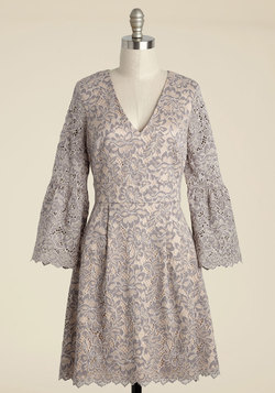 Florence and Fauna Lace Dress
