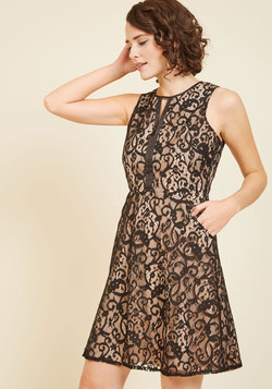 Life's Luxuries Lace Dress