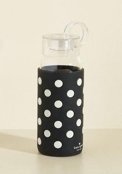 Expert Explorer Water Bottle in Dots
