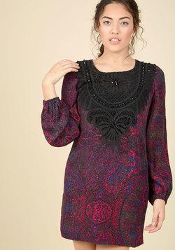 Astonishing Splendor Mini Dress