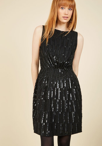 Fantasy Fete Sequin Dress