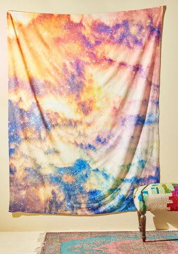 Galaxy Things My Way Tapestry