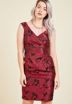 Symphony Epiphany Floral Dress