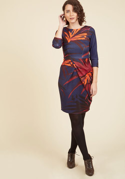 Call to Attraction Sheath Dress