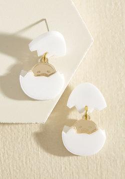 Set a Gudetama Example Earrings