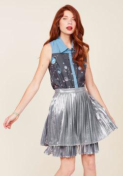 Intuitive Impact Mini Skirt
