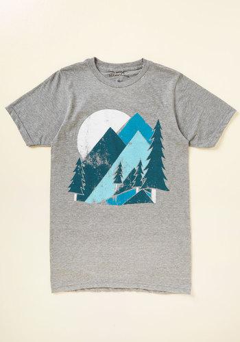 Hill Raiser Men's T-Shirt