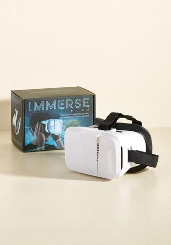 Virtual Alacrity Smartphone VR Headset IMMPLUS