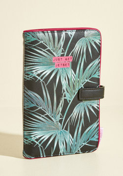 Jetset an Example Travel Wallet