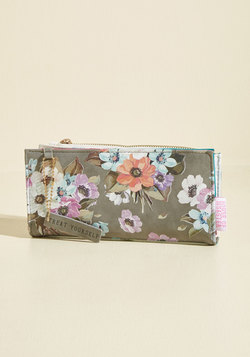 More Petals on the Beach Wallet