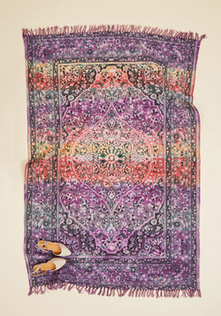 Ombre Ambience Rug - 4 x 6'