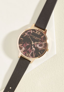 After Flowers Watch in Rose Gold