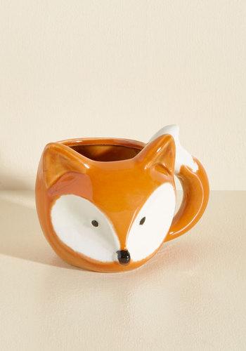 A Real Fox-er Upper Mug