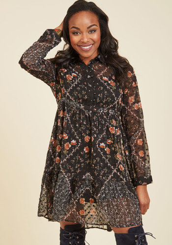 Delight Up Night Shirt Dress 10164077