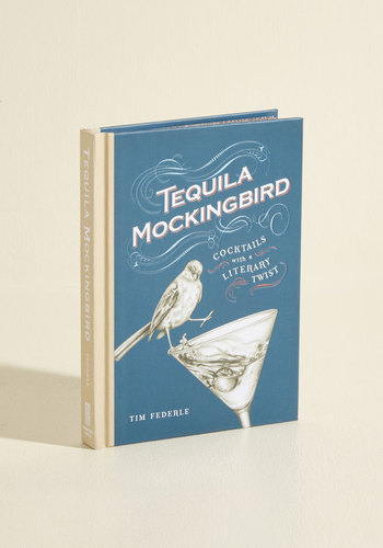 Tequila Mockingbird - Multi, Vintage Inspired, Quirky, Good, Best Seller, Hostess, Guys, WPI, Scholastic/Collegiate, Food, Top Rated, Gals, Press Placement, Gifts2015, Daytime Party, Blue, Best Seller, Store 2, Pop Culture Gifts, Unisex Gifts, Under 25 Gifts, Unique Gifts, Store 1, Tis the Season Sale