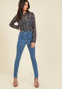 Reminiscent Bliss Jeans