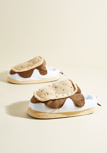 Marshmallow Out USB Foot Warmers - Tan, Kawaii, Quirky, Winter, Fall, Cozy2015, Under 50 Gifts, Unique Gifts, Tis the Season Sale