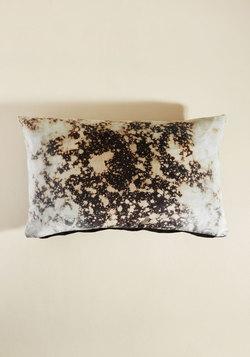 A Dash of Dye Pillow